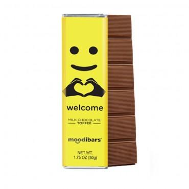 WELCOME - Milk Chocolate (1.75oz)