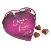 Share The Love - Heart Shaped Truffle Box