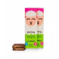 *Seasonal* Moodibars® DARLING Milk Chocolate Peanut Butter Filled (2oz)