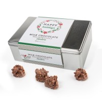 Holiday Collection - Snickerdoodle Clusters Holiday Tin