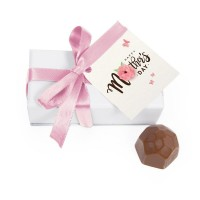 Mother's Day - 2pc Sterling Deco Truffle Box