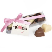 Mother's Day - Heart Truffle Sampler (4pc)